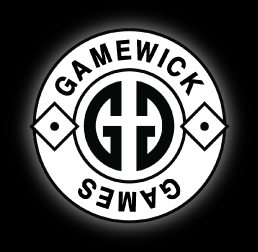 GameWick Game Logo-Glow