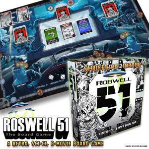 Store-Roswell 51-Box+Gameboard